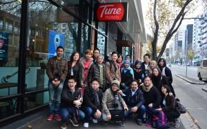 Melbourne Trip 2014